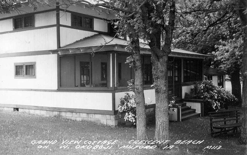 Grandview Cottage Crescent Beach 1947
