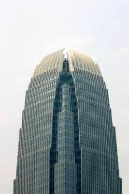 Tallest building in Hong Kong