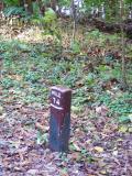 Mile  74 marker