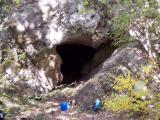 Dam 4 cave