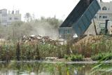 Dumping of solid waste