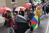 The Umbrella Parade, Stromness, Orkney