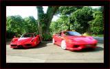 Ferrari Enzo, F430 & Stradale