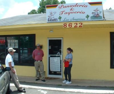 Panadería y Taquería Las Americas, Little Rock, Arkansas