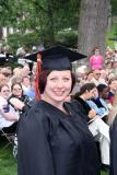 Stephanie's Graduation from Kalamazoo College