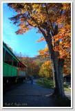 Autumn at Cass Railroad