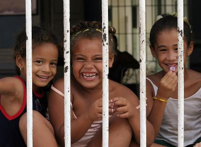 Los niños cubanos