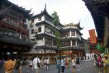 Chenghuangmiao Shopping Or Yuyuan Bazaar