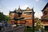 Chenghuangmiao Shopping District  - Tea House 1