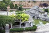 Ancient City Wall - The Garden