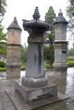 Da Ci'en Temple - Monuments