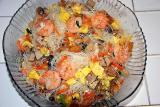 Prawn Fried Rice Noodles