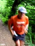 Doug McKeever is a blur