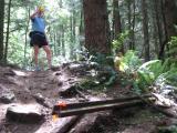 Tim summits Kill Bill Hill