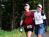 Gail Snyder & Maura Schwartz still having fun