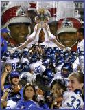 2005 WB Football Collages