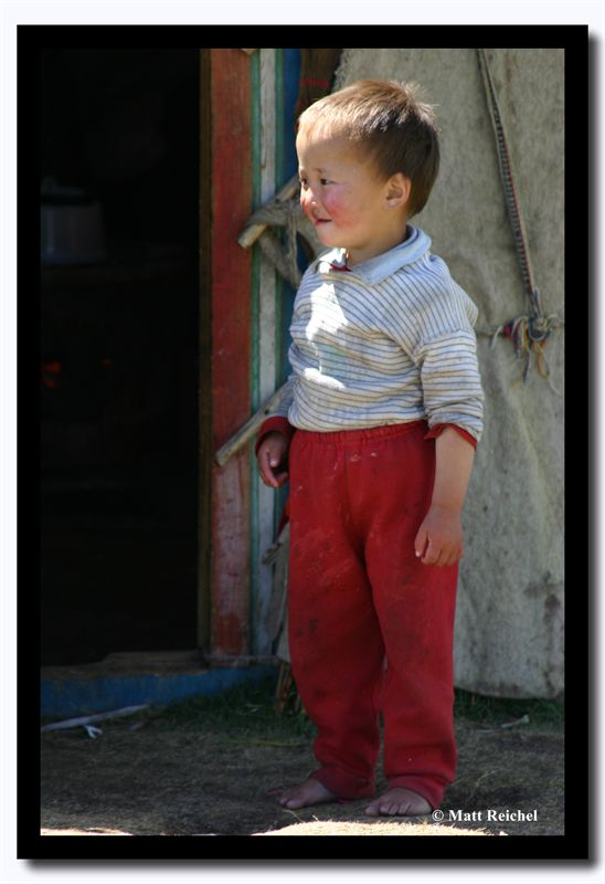 Little Kid, Bayan-Olgii Aimag