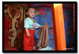 Little Kid Standing on the Bed, Tov Aimag