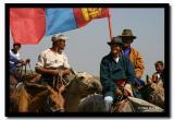 Flag Barer, Naadam, Kharkhorin