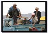 Loading up the Truck to Kazakhstan, Olgii