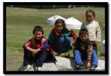 Four Kazakh Kids, Bayan-Olgii