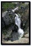 Waterfall, Altai Tavanbogd National Park
