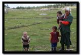 Mother and Children, Altai Tavanbogd National Park