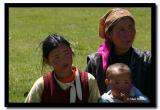 Mother and Daughters, Bayan-Olgii Aimag