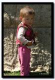 Little Girl in Pink, Bayan-Olgii Aimag
