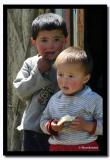 Finger in Mouth, Bayan-Olgii Aimag
