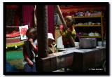 Inside the Yurt, Bayan-Olgii Aimag