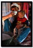 Tea time, Bayan-Olgii Aimag