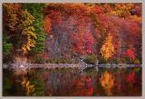11.03.05 Rock Cliff Lake — Trout Pond
