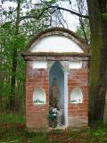 St. John Of Nepomuk Shrine Near Gorajec