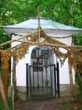 Shrine On Monastyr Hill