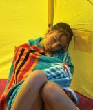 Mika's Tent