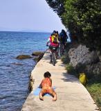 Mountain Biking In Croatia - 2005