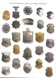 badges of the east coast  (NY), the New York Police Museum is next to wall street
