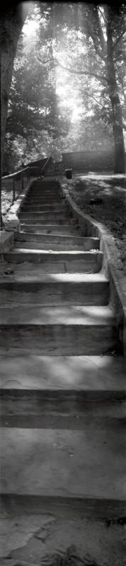 Stairway, Trinity Cemetary