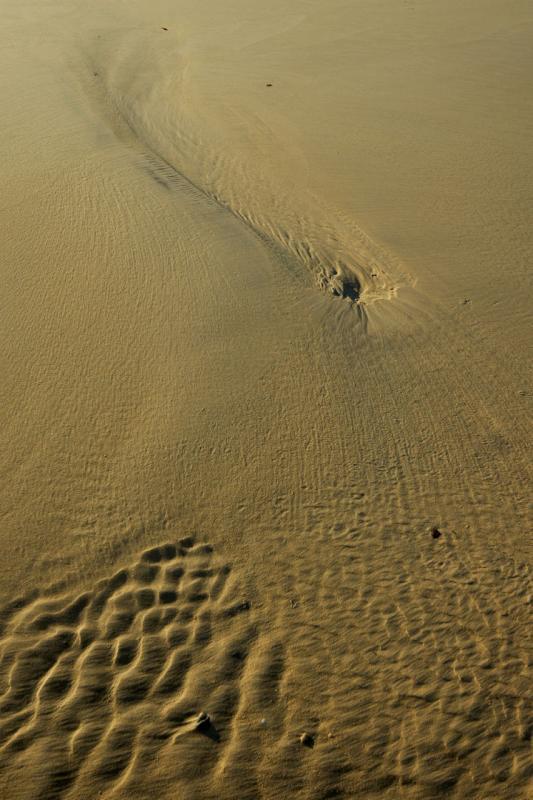 sand pattern hinchinbrook  island<p>_DSC2863
