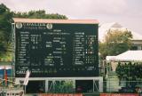 Cricket Scoreboard South Africa vs West Indies Antigua 2005