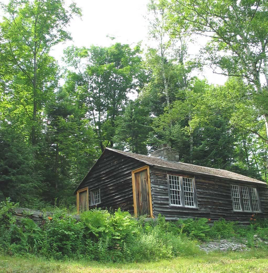 Old Cabin in Strafford