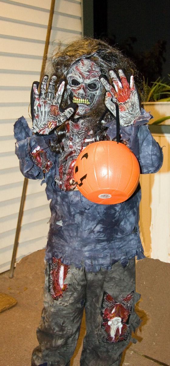 Zombie Trickster