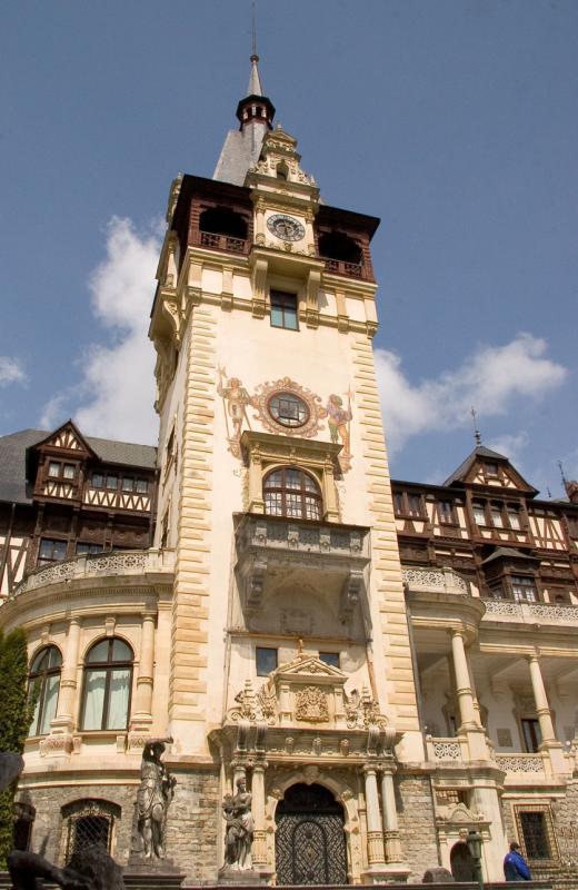 Peles Main Tower