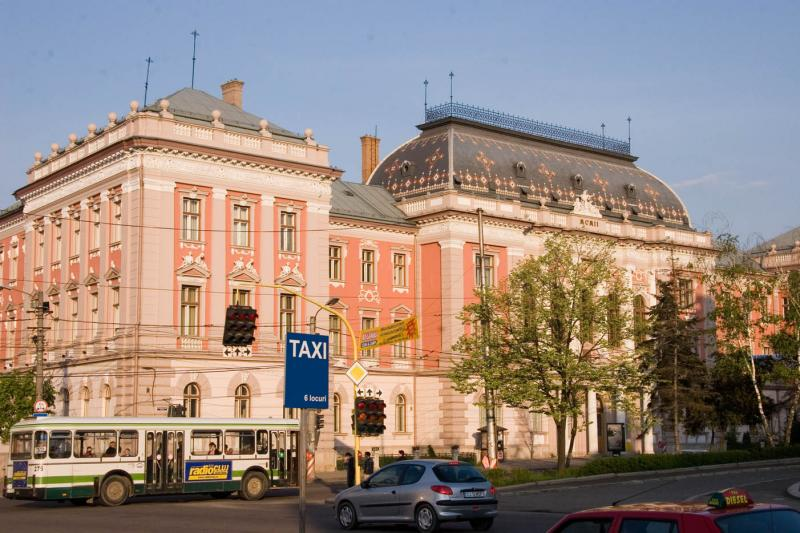 Court of Justice, Cluj
