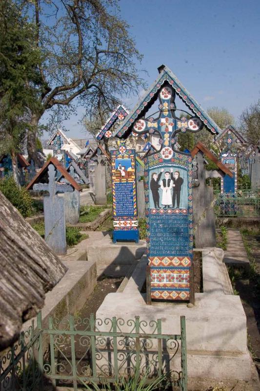 Handmade Grave Marker