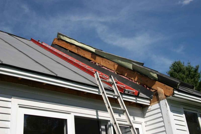 Peeled Roof