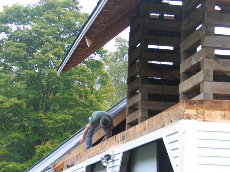 Raised Roof