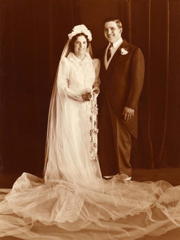 Gilda and Phil