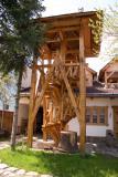 Romanian staircase